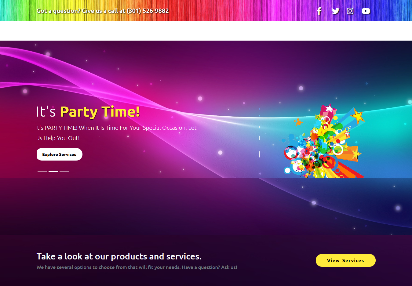 Iz Party Time