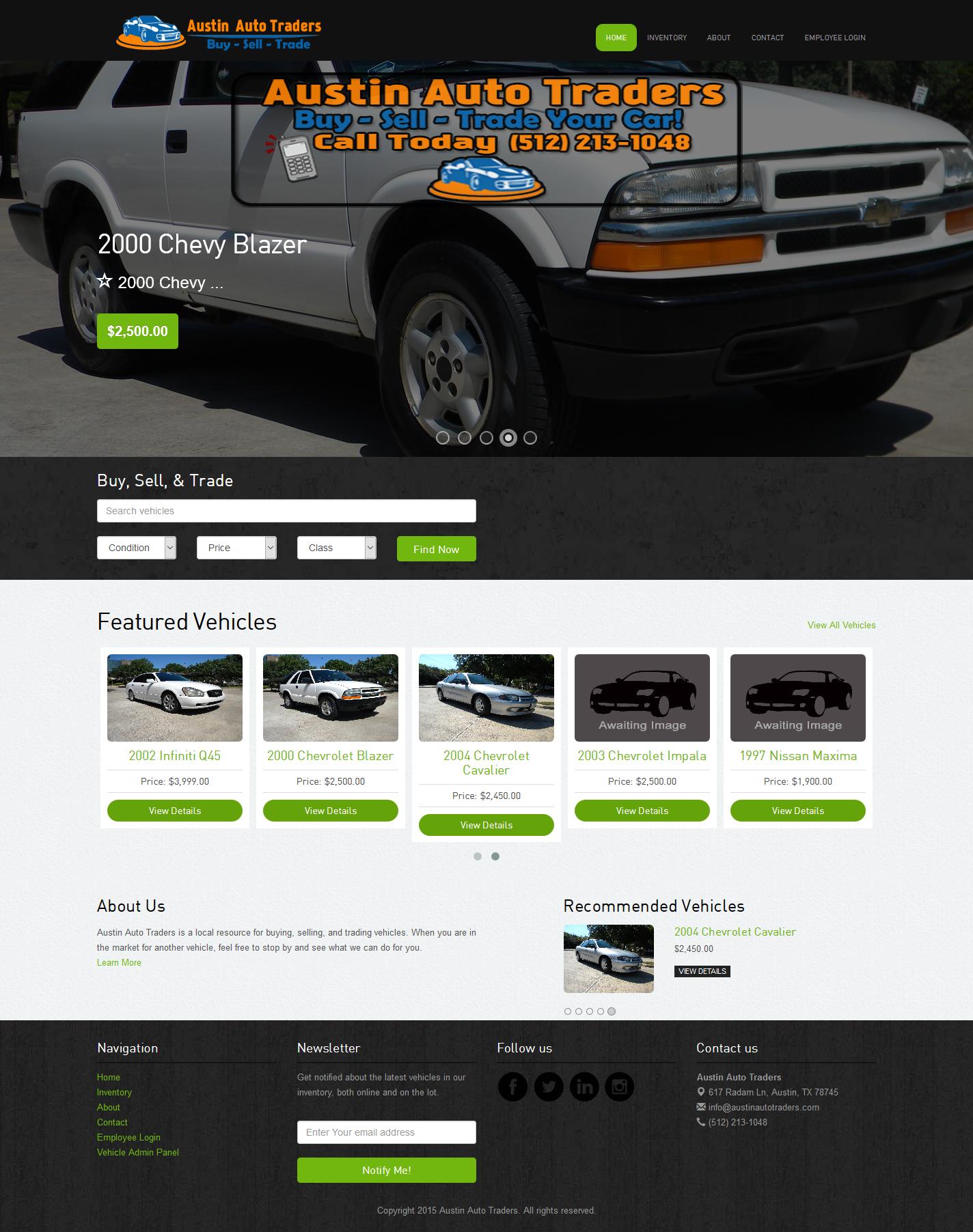 Austin Auto Traders