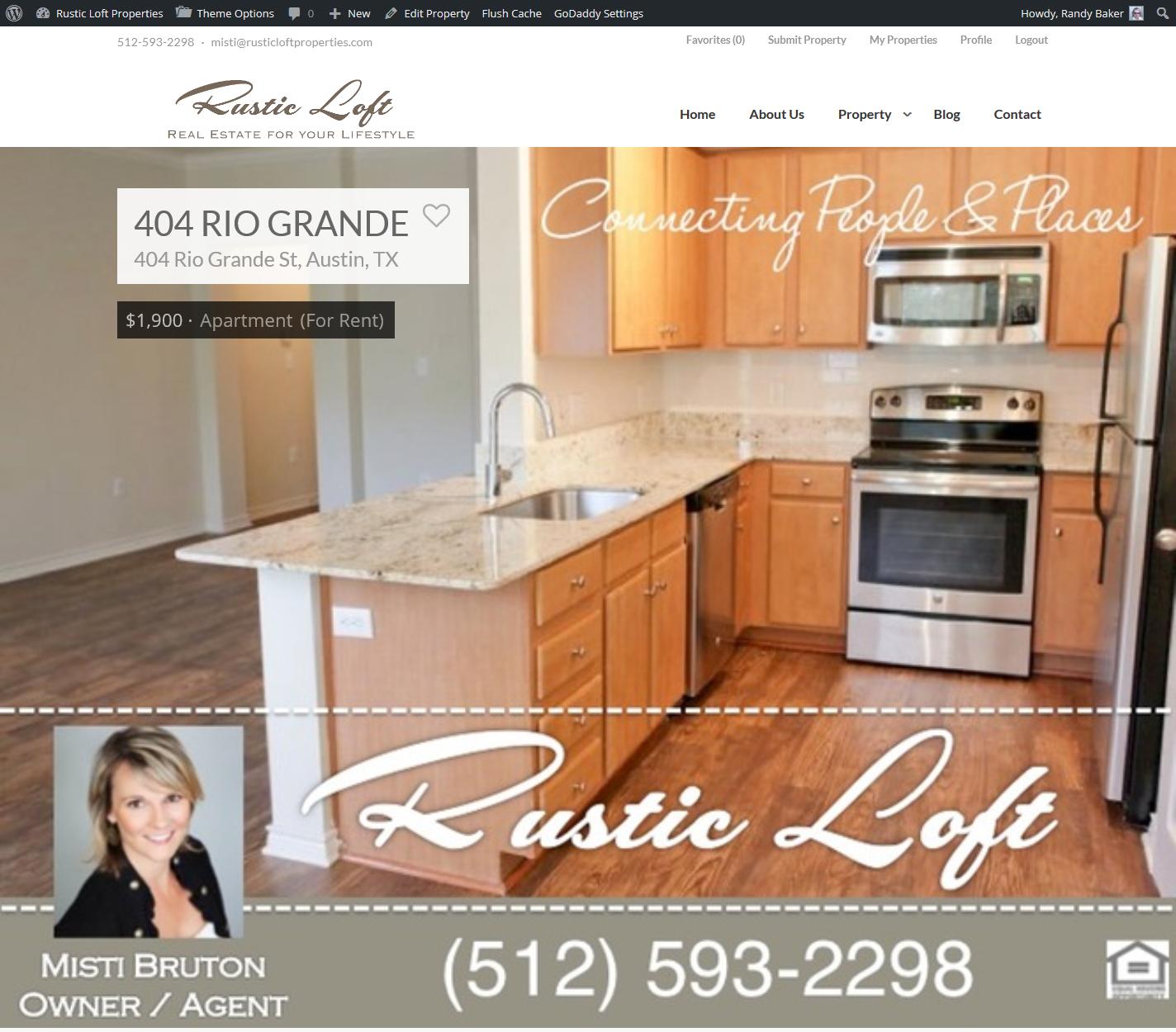 Rustic Loft Properties
